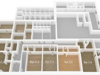 přízemí (Prodej domu v osobním vlastnictví 850 m², Vítkovice)