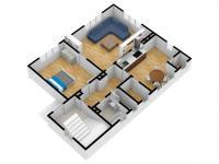 přízemí (Prodej domu v osobním vlastnictví 163 m², Kostelec nad Orlicí)