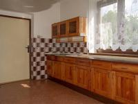Kuchyně přízemí (Prodej domu v osobním vlastnictví 256 m², Horní Třešňovec)