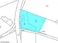 Katastrální maa (Prodej domu v osobním vlastnictví 349 m², Horní Čermná)