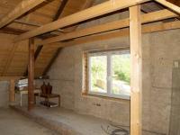 Připravené podkroví (Prodej domu v osobním vlastnictví 349 m², Horní Čermná)