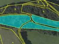 Prodej pozemku 8749 m², Albrechtice