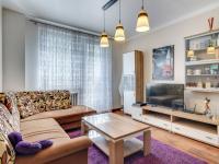 obývací pokoj (Prodej bytu 3+1 v osobním vlastnictví 68 m², Olomouc)