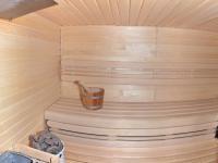 Sauna (Prodej domu v osobním vlastnictví 230 m², Oskava)