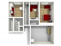 Prodej domu v osobním vlastnictví 108 m², Vitčice