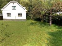 pohled ze zahrady od jihu (Prodej domu v osobním vlastnictví 160 m², Záchlumí)