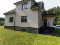 pohled od severovýchodu (Prodej domu v osobním vlastnictví 160 m², Záchlumí)