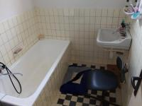 koupelna (Prodej domu v osobním vlastnictví 160 m², Záchlumí)