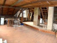 půda (Prodej domu v osobním vlastnictví 120 m², Dolní Čermná)