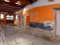 započatá rekonstrukce byla zastavena (Prodej domu v osobním vlastnictví 470 m², Lanškroun)