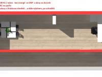 Pronájem kancelářských prostor 33 m², Lanškroun