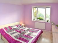 ložnice (Prodej bytu 2+kk v osobním vlastnictví 65 m², Olomouc)