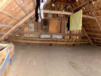 půda (Prodej domu v osobním vlastnictví 112 m², Ostrov)
