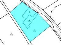 pozemky a dům v katastru (Prodej domu v osobním vlastnictví 112 m², Ostrov)