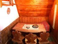 relxační koutek nad schody (Prodej chaty / chalupy 94 m², Liberk)