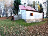 pohled od SZZ (Prodej chaty / chalupy 94 m², Liberk)