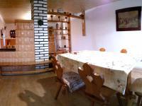 jídelní kout kuchyně  (Prodej chaty / chalupy 94 m², Liberk)