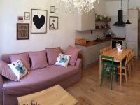 obývák (Prodej bytu 3+kk v osobním vlastnictví 54 m², Olomouc)