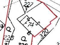 pozemky s RD (Prodej domu v osobním vlastnictví 112 m², Damníkov)