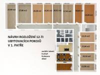 Prodej nájemního domu 1100 m², Horní Čermná