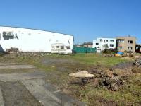 pozemek v zadní části (Prodej komerčního objektu 4300 m², Ústí nad Orlicí)