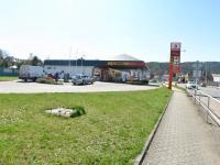situace s hlavní silnicí (Prodej komerčního objektu 4300 m², Ústí nad Orlicí)