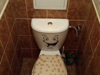 WC (Prodej bytu 2+1 v osobním vlastnictví 53 m², Meziměstí)