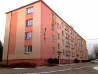 pohled od jihovýchodu (Prodej bytu 2+1 v osobním vlastnictví 53 m², Meziměstí)