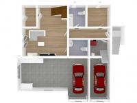1NP (Prodej domu v osobním vlastnictví 380 m², Slatinice)