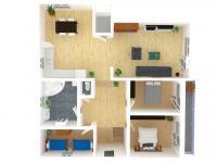 2NP (Prodej domu v osobním vlastnictví 380 m², Slatinice)