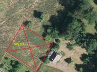 Prodej pozemku 685 m², Česká Třebová