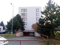 vjezd do podzemních garáží (Prodej garáže 23 m², Pardubice)
