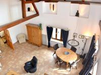 pohled z galerie do haly (Prodej chaty / chalupy 200 m², Líšnice)