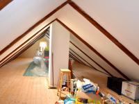 podkrovní prostor pro další ložnice (Prodej chaty / chalupy 200 m², Líšnice)