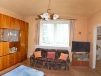 obývací pokoj přízemí (Prodej domu v osobním vlastnictví 175 m², Libchavy)