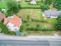 pohled na dům a pozemek (Prodej domu v osobním vlastnictví 175 m², Libchavy)