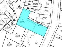 nemovitost v kat. mapě (Prodej domu 350 m², Letohrad)