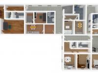 Prodej nájemního domu 350 m², Letohrad