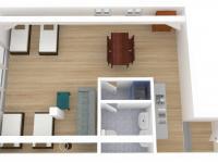 Prodej bytu 1+kk v osobním vlastnictví 69 m², Dolní Morava