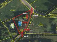 situace v mapě (Prodej chaty / chalupy 65 m², Česká Třebová)