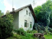 Pohled na dům (Prodej pozemku 2629 m², Lupenice)