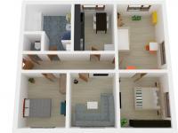 Prodej bytu 4+1 v osobním vlastnictví 100 m², Lanškroun