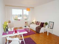 Prodej bytu 1+kk v osobním vlastnictví, 29 m2, Praha 5 - Hlubočepy