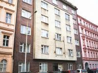Byt 1+kk, 34m2, Praha 8  (Pronájem bytu 1+kk v osobním vlastnictví 34 m², Praha 8 - Karlín)
