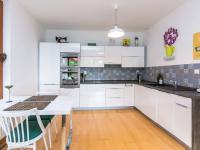 Kuchyně (Pronájem bytu 2+kk v osobním vlastnictví 50 m², Praha 5 - Košíře)