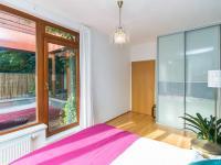 Ložnice (Pronájem bytu 2+kk v osobním vlastnictví 50 m², Praha 5 - Košíře)