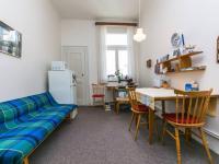 Jídelní kout s komorou (Prodej bytu 2+1 v osobním vlastnictví 91 m², Praha 6 - Bubeneč)
