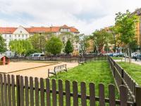 Park (Prodej bytu 2+1 v osobním vlastnictví 91 m², Praha 6 - Bubeneč)