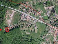 Prodej pozemku 1038 m², Kamenice