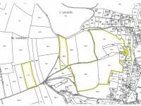 Prodej pozemku 9883 m², Čisovice